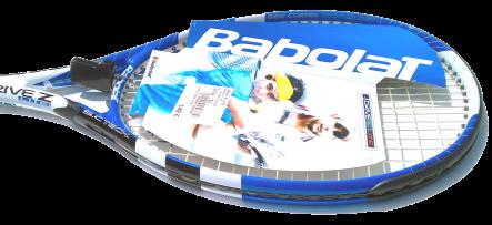 padlock raquette de tennis